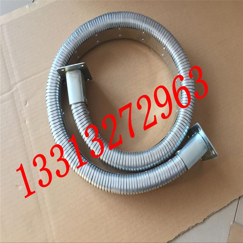 35.60JR-2矩形金属软管 线缆保护金属软管 金属矩形管 穿线矩形管 穿线拖链纯金属原材料制成示例图3