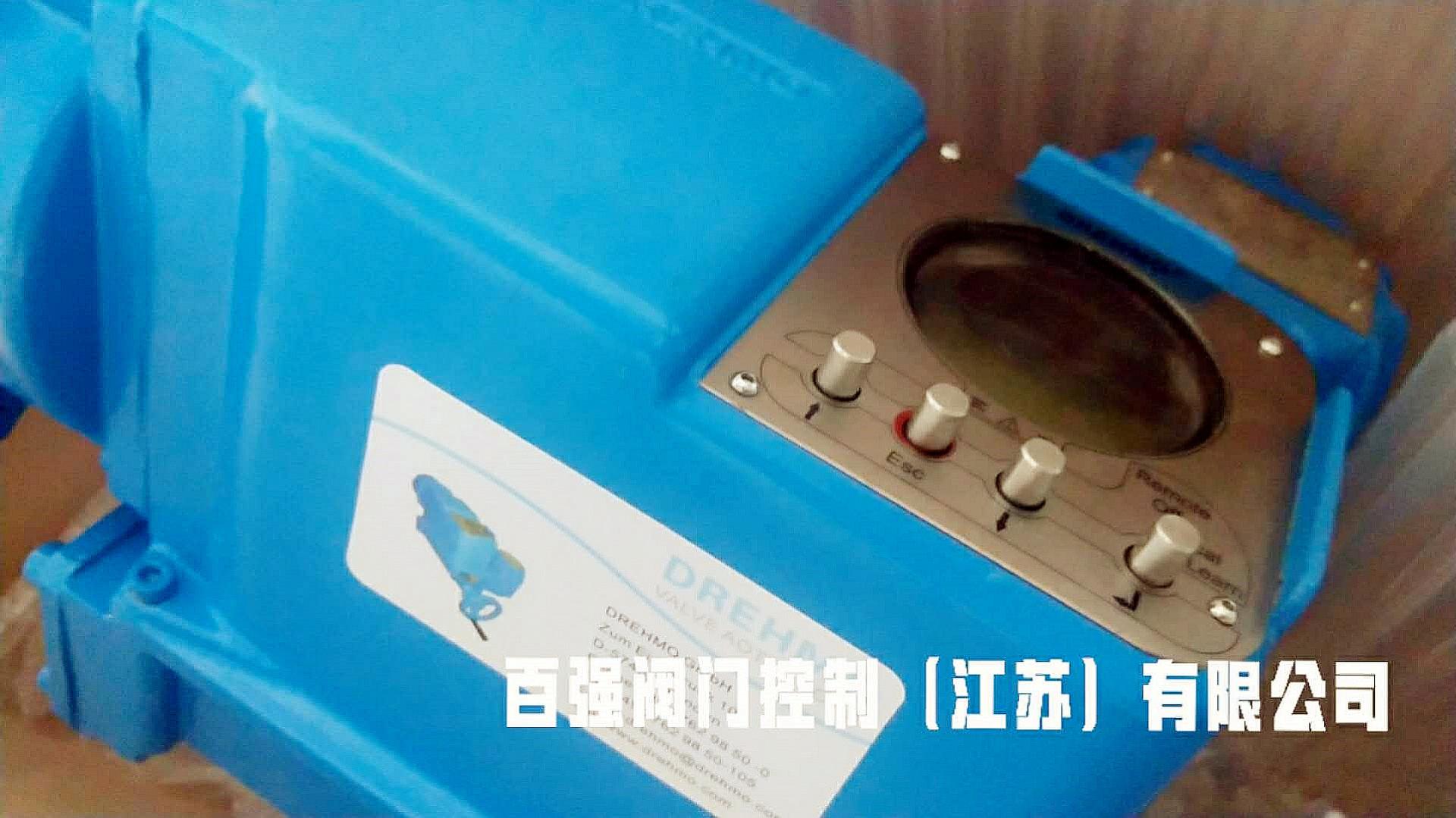 德国EMG 电动执行器 DMC249 DMC250 DMC500示例图8