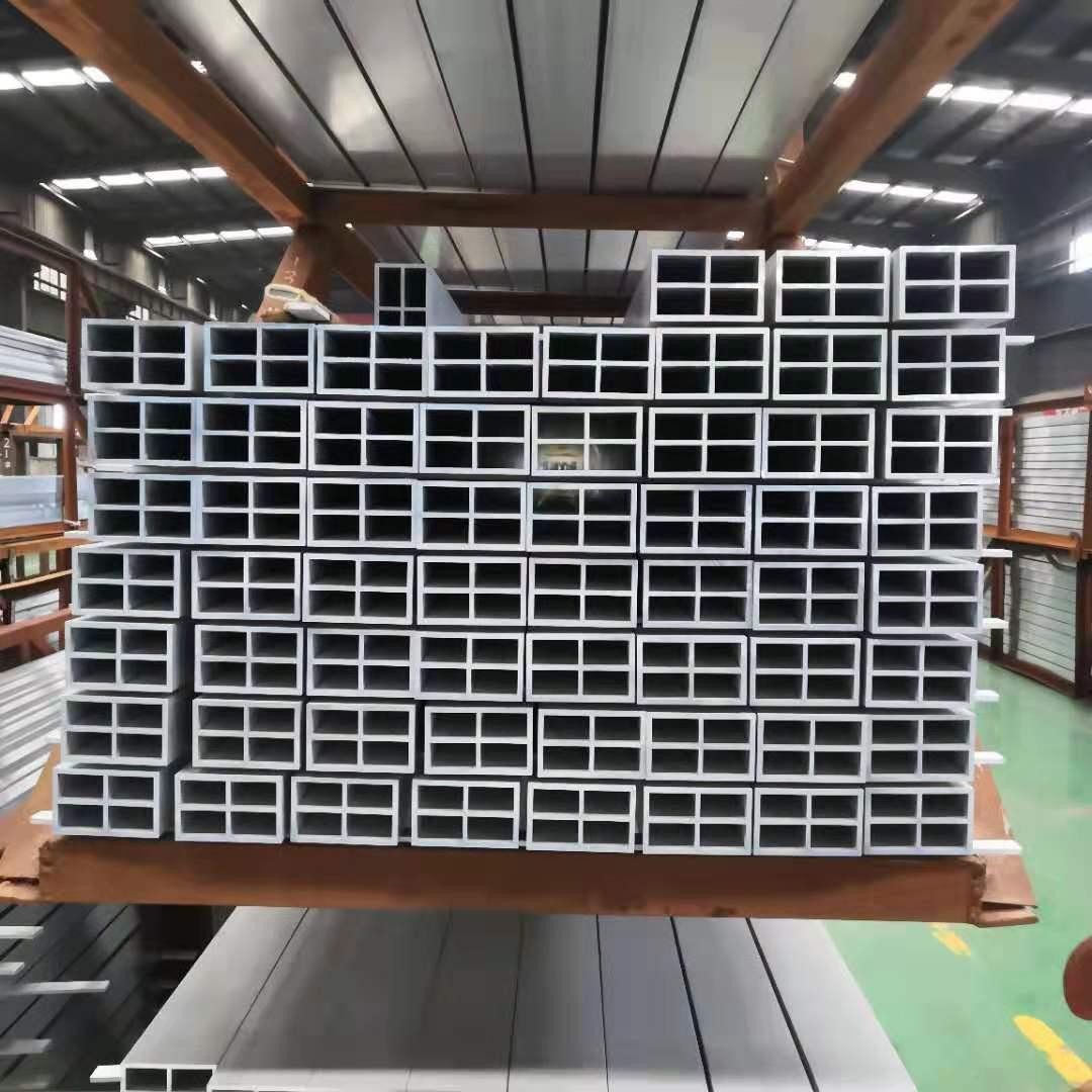 5052铝管/无缝铝管/防锈合金管/厚壁管生产厂家示例图2
