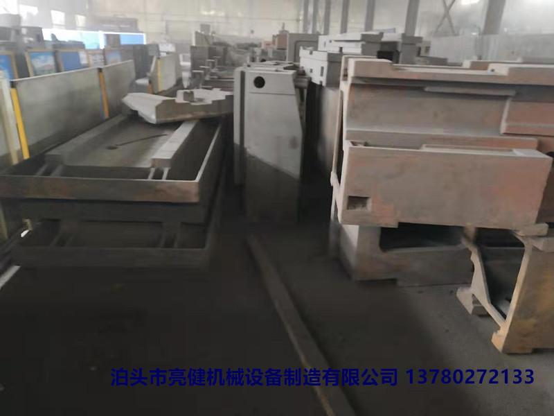 优质铸件 数控龙门铸件 机床铸件 磨床铸件 材质HT250以上泊头亮健机械厂家生产示例图5