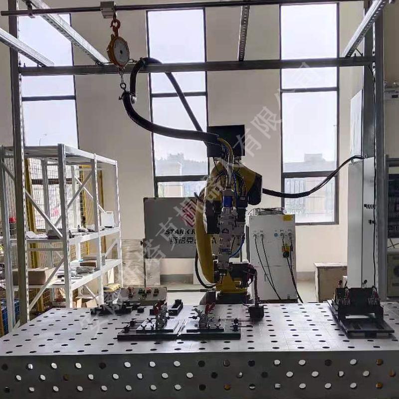 STARK系列激光焊接機 光纖激光焊接設備廠家 斯塔克激光示例圖3