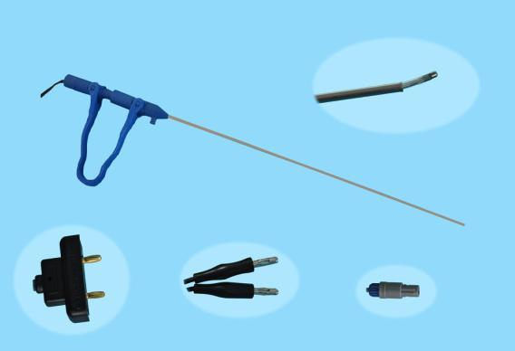 射频电极 椎间孔镜射频电极 一次性使用手术刀头 孔镜刀头 等离子手术电极 椎间孔镜手术刀头 椎间孔镜等离子刀头示例图3
