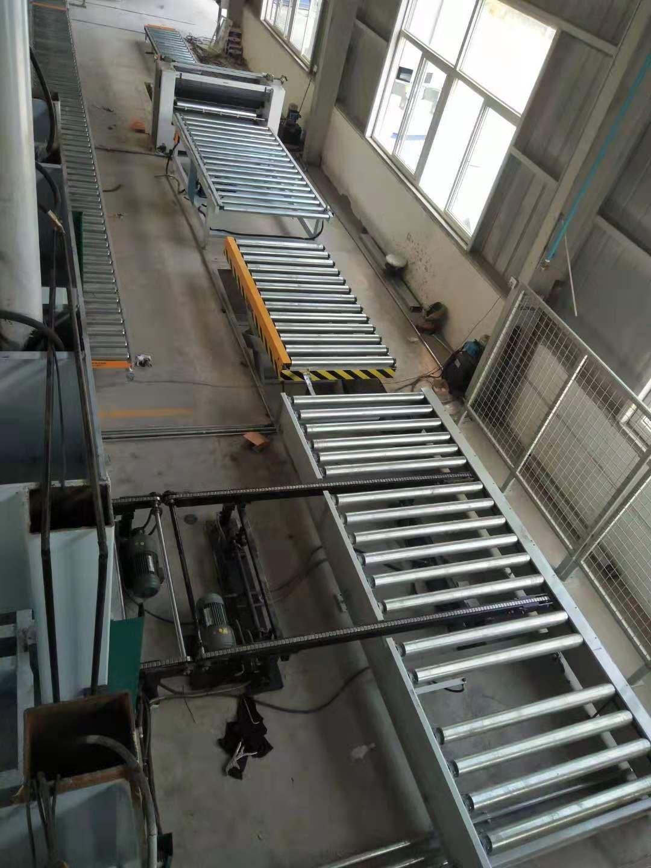 亨力特液壓全自動輸送冷壓機HLT3248-50t,木工家具板材復合冷壓機示例圖9